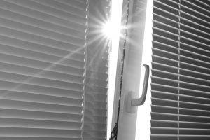 Balkonfenster einstellen