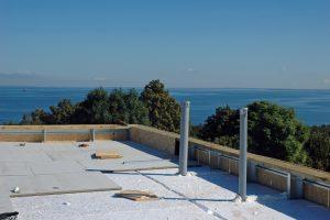 Balkonsanierung Aufbau