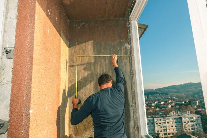 Balkonsanierung selbst gemacht
