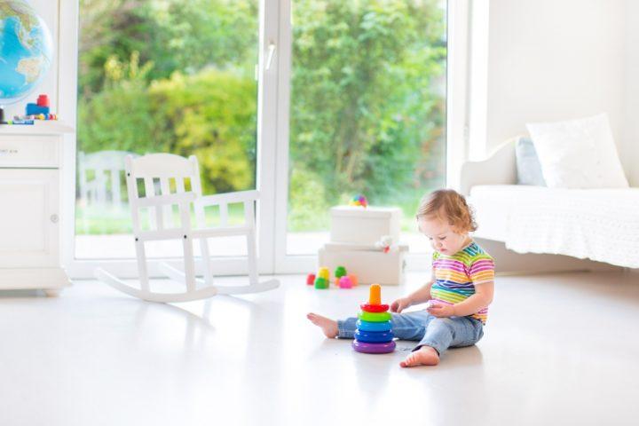 Balkontür Kindersicherung