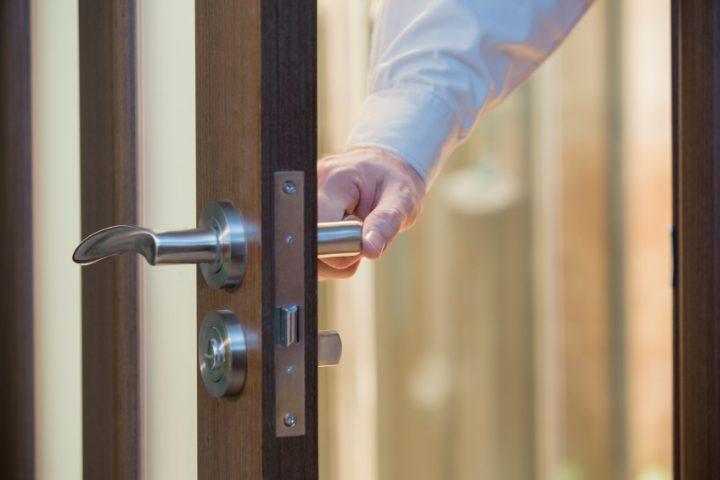 Sehr Schloss für die Balkontür » Zusätzliche Sicherheit TA85