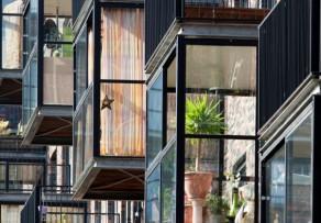 balkonverglasung selber machen das sollten sie beachten. Black Bedroom Furniture Sets. Home Design Ideas