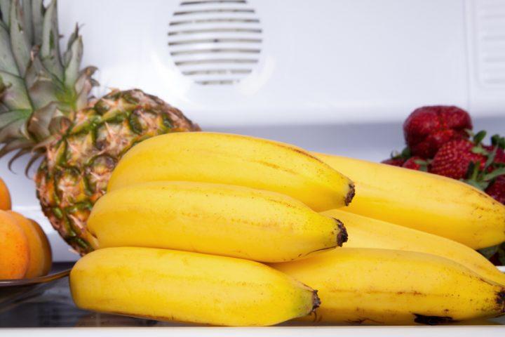 Bananen im kühlschrank lagern