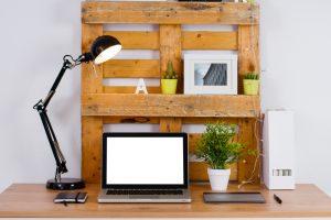 Bauholz Möbel selber bauen