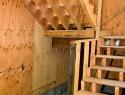 Bautreppe Holz selber bauen