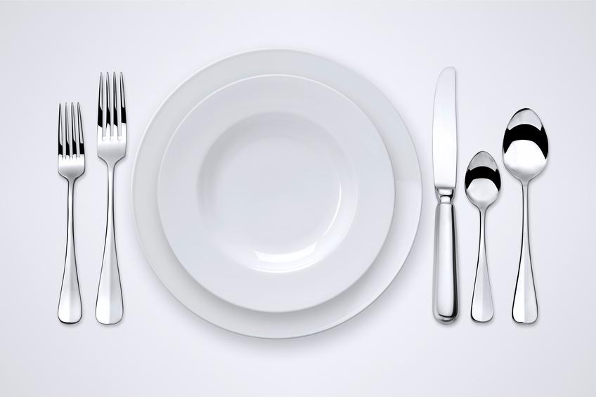 Besteck decken so ist die richtige anordnung for Tisch richtig eindecken besteck