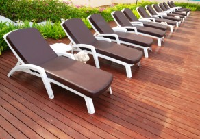 bestes terrassenholz welches ist empfehlenswert. Black Bedroom Furniture Sets. Home Design Ideas
