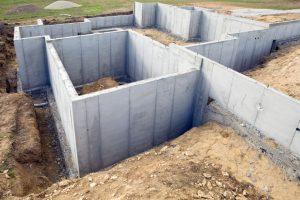 Beton Fundament