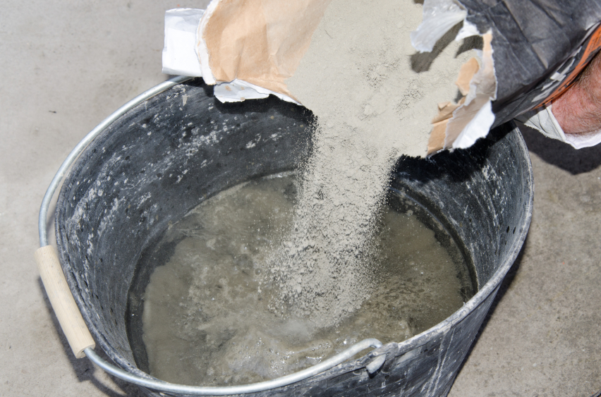 beton mischungsverhältnis