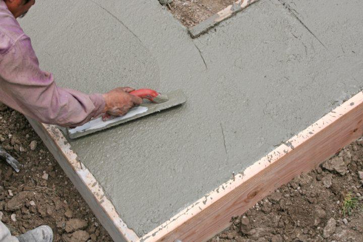 Hervorragend Trockenzeit für Beton » Wovon hängt sie ab? XG51