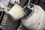Beton mischen Überblick manuell Zwangsmischer und Fertigbeton
