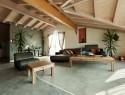 Die Kosten für einen Betonboden in einem Gebäude