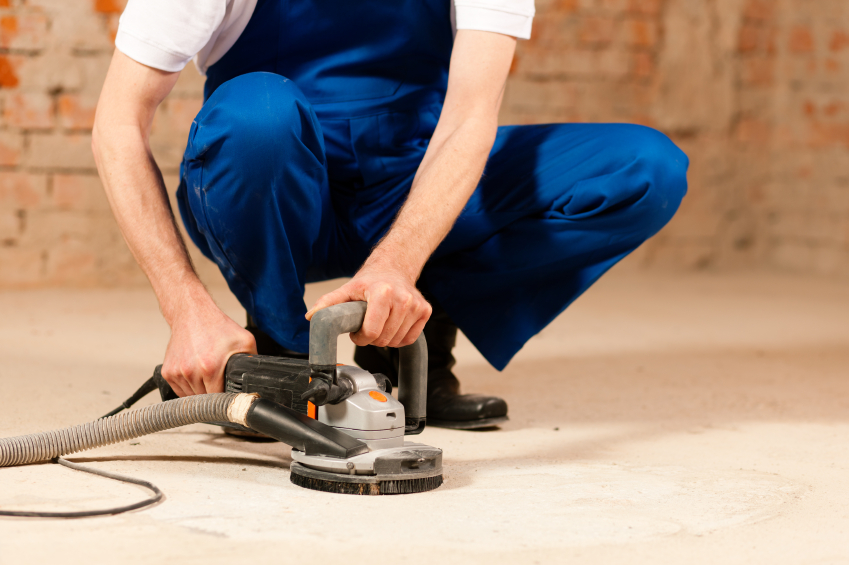 Betonboden schleifen » Mit dieser Anleitung kein Problem