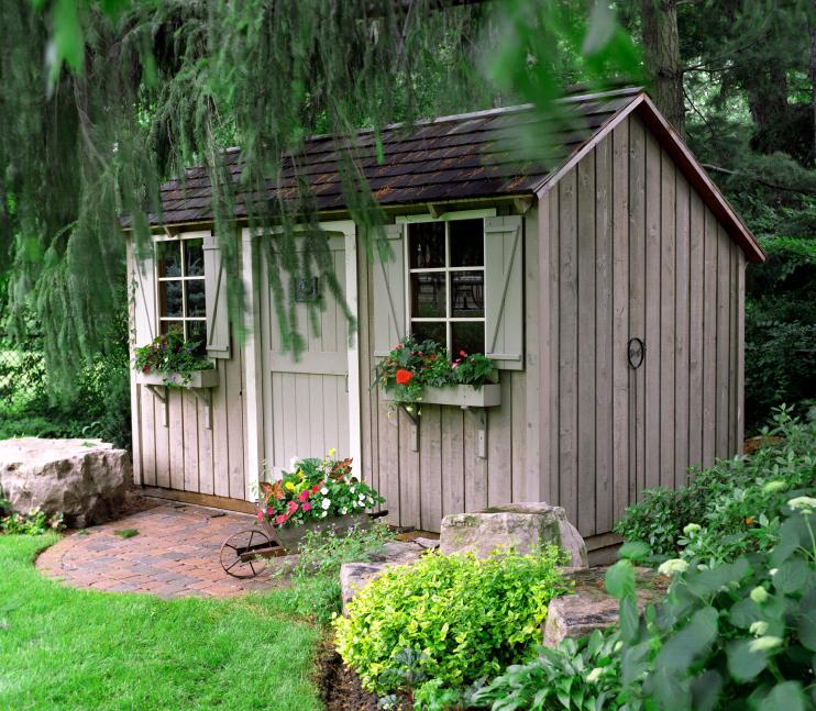Betonfundament f rs gartenhaus was sie bedenken sollten - Was kostet eine baugenehmigung fur ein gartenhaus ...