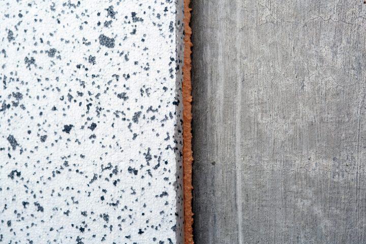 Betonmauer dämmen innen