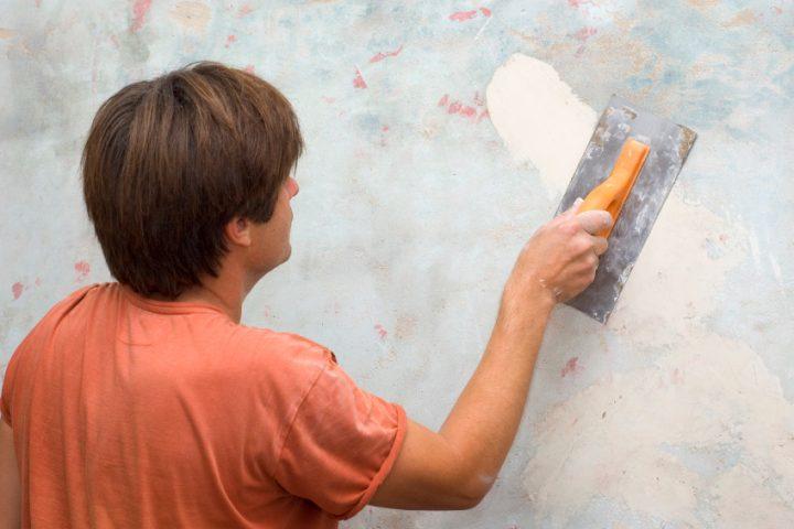 Betonmauer sanieren