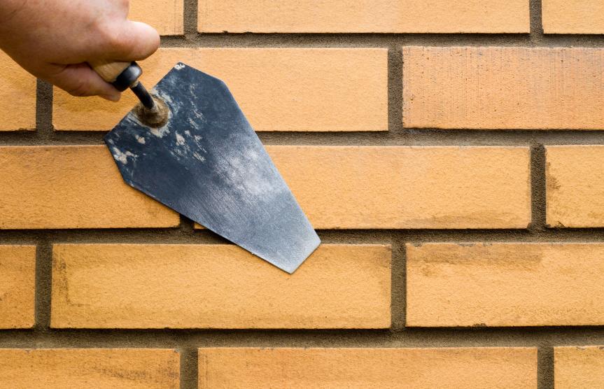 Betonmauer Verblenden So Gehts In Schritten - Verblendung fliesen