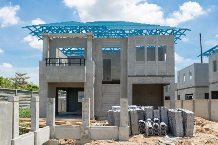 Betonsturz einbauen