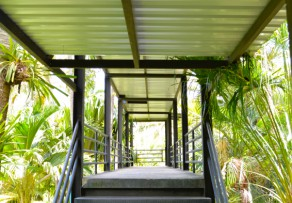garten betontreppe gel nder f r au en. Black Bedroom Furniture Sets. Home Design Ideas
