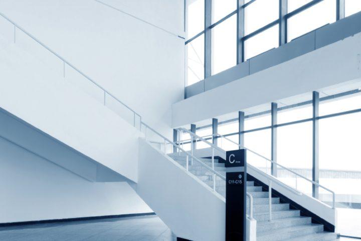Betontreppe oder Holztreppe