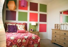 Bett dekorieren kreative ideen zur umgestaltung - Bett dekorieren ...