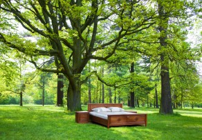 Outdoor-Bett