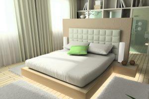 Bettlagen für hohe Betten
