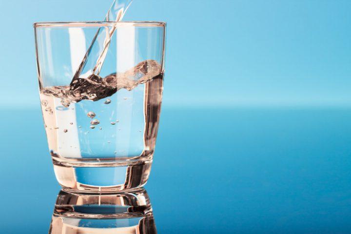 Bi destilliertes Wasser