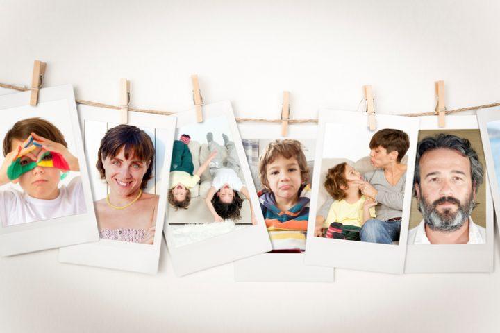 Fotos ohne Bilderrahmen aufhängen