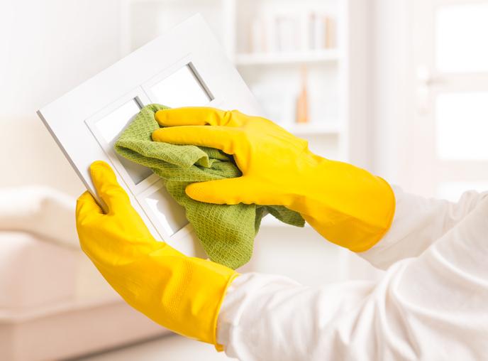 Bilderrahmen reinigen so s ubern sie ihn schonend - Fenster holzrahmen putzen ...