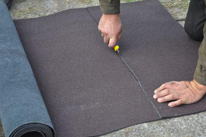 Hervorragend Bitumen schneiden » Mit diesem Werkzeug gelingt's ES21