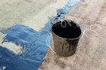 Bitumendach reparieren