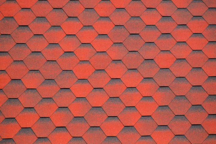 Bitumenschindeln-Dachneigung