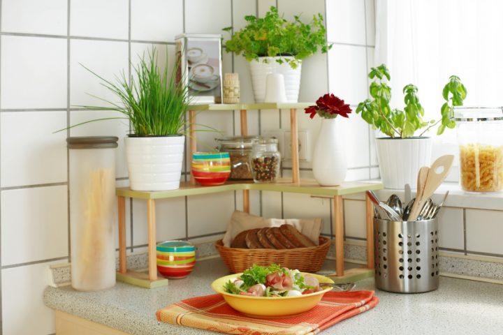 Blumentreppe aus Holz selber bauen » Detaillierte Anleitung