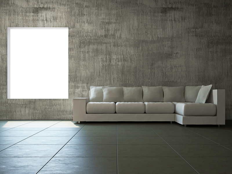 fliesen im wohnzimmer darauf sollten sie achten. Black Bedroom Furniture Sets. Home Design Ideas