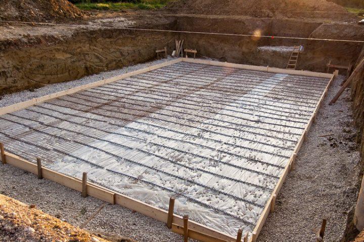 Bodenplatte Abdichtung