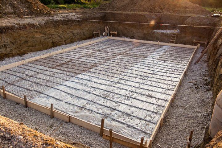 Bodenplatte Preis pro Quadratmeter