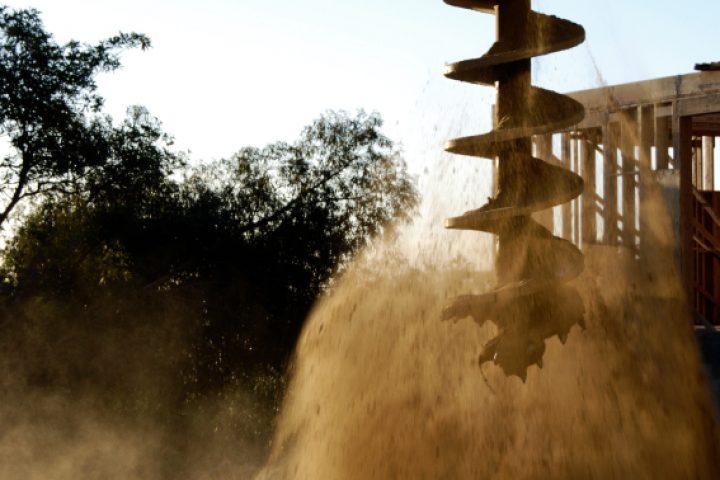 Bohrbrunnen selber bauen