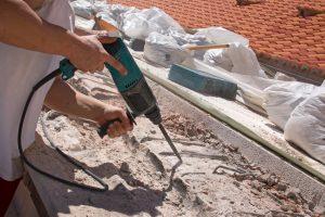 Bohrhammer Beton bohren