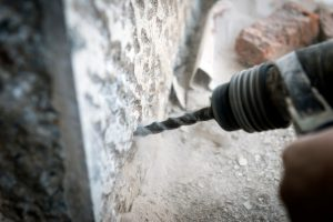 Wie funktioniert ein Bohrhammer?