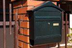 Briefkasten anbringen