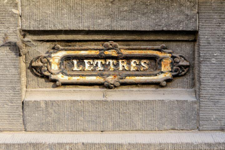 Briefkasten einbetonieren