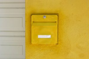 Briefkasten einmauern