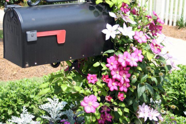 Briefkasten gestalten