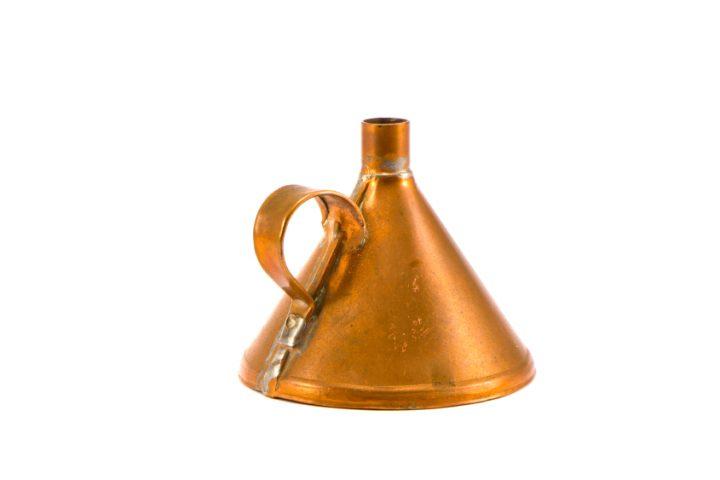Gelötete Bronze