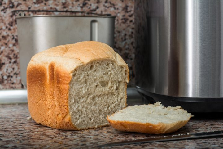Brotbackautomat notwendig