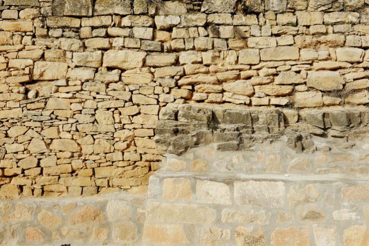 Fabulous Bruchsteinmauer neu verfugen » Detaillierte Anleitung BC13