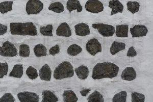 Bruchsteinmauer Putz anbringen