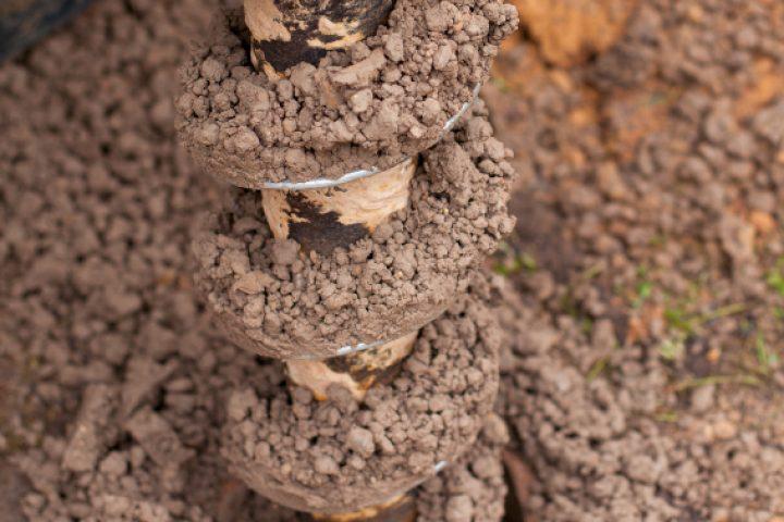 Brunnen graben