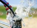 Brunnen möglichst nur mechanisch reinigen